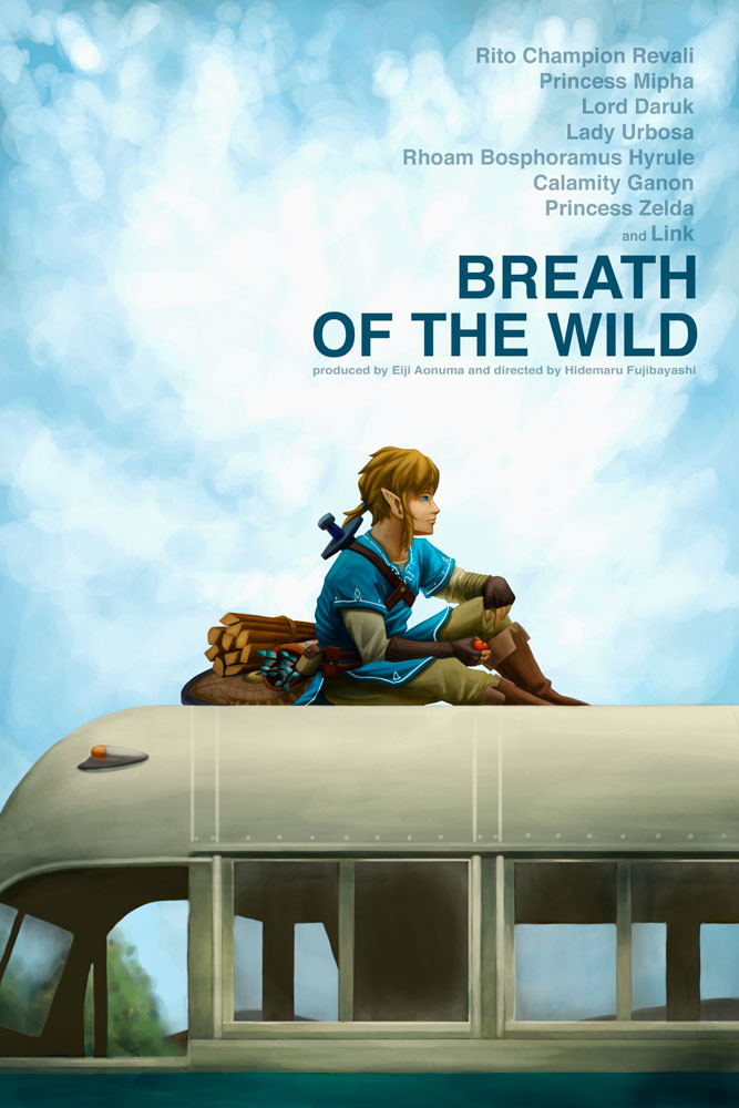 Daniel bernal breath of the wild shirt finished sep2017