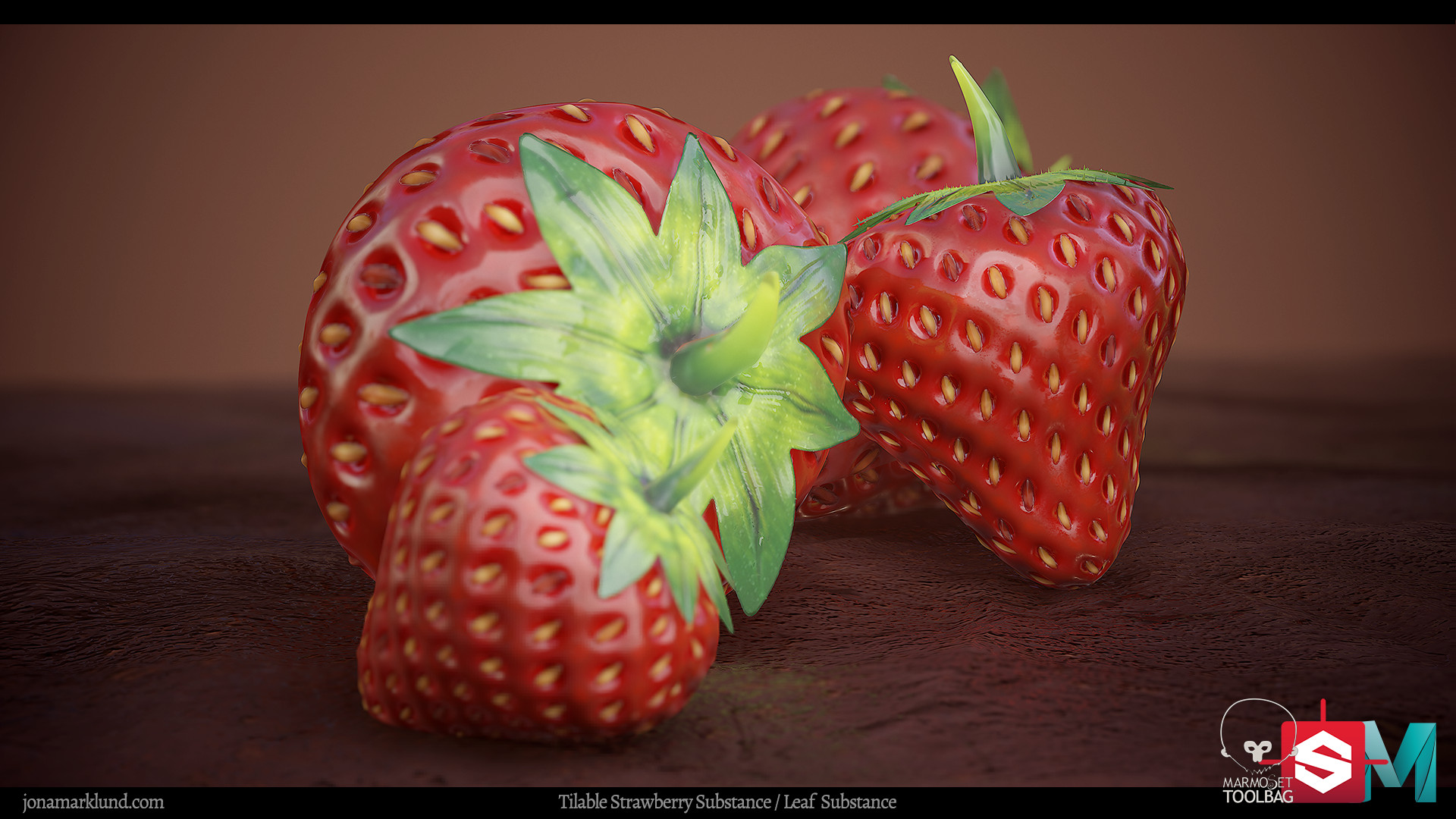 Jona marklund strawberrybeauty
