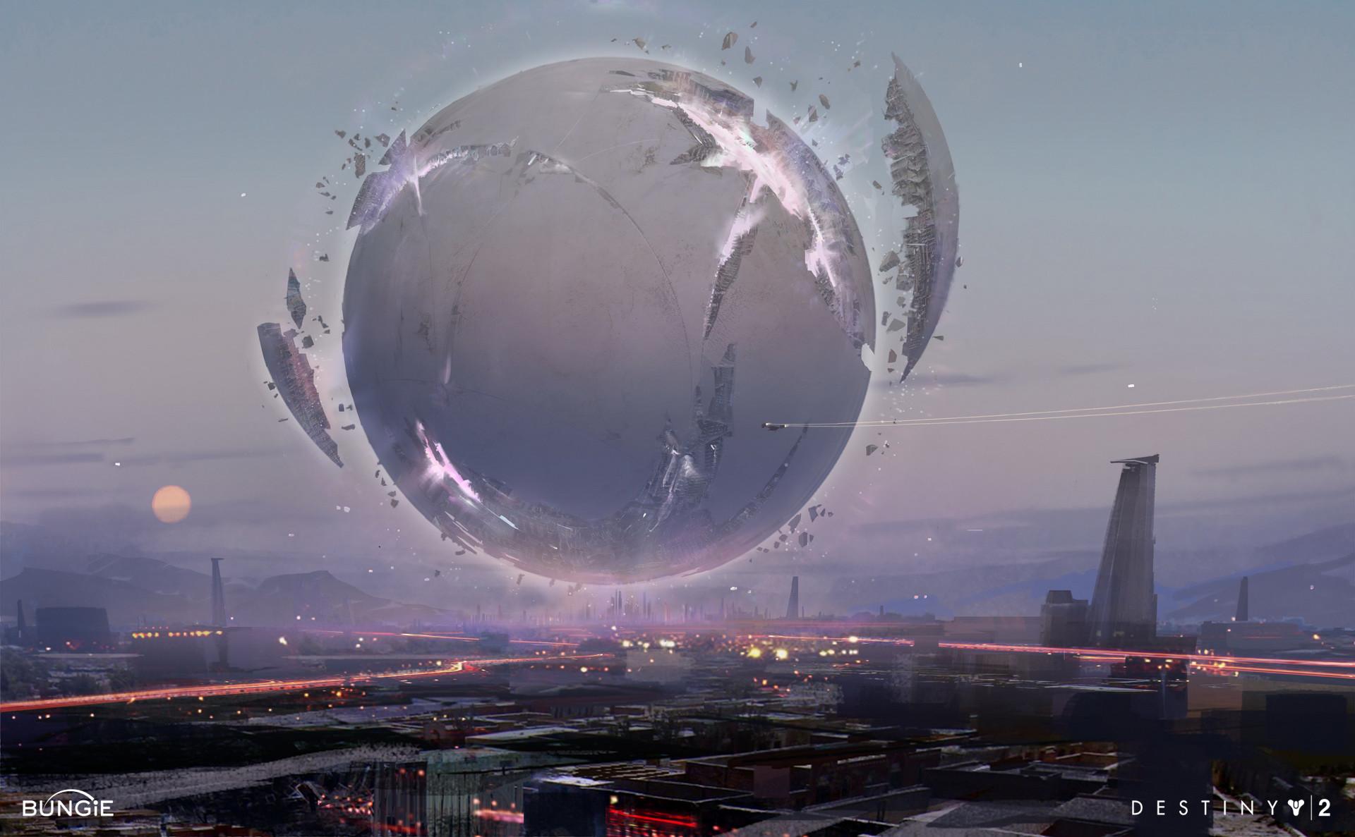 Artstation Destiny 2 A New Traveler Dorje Bellbrook