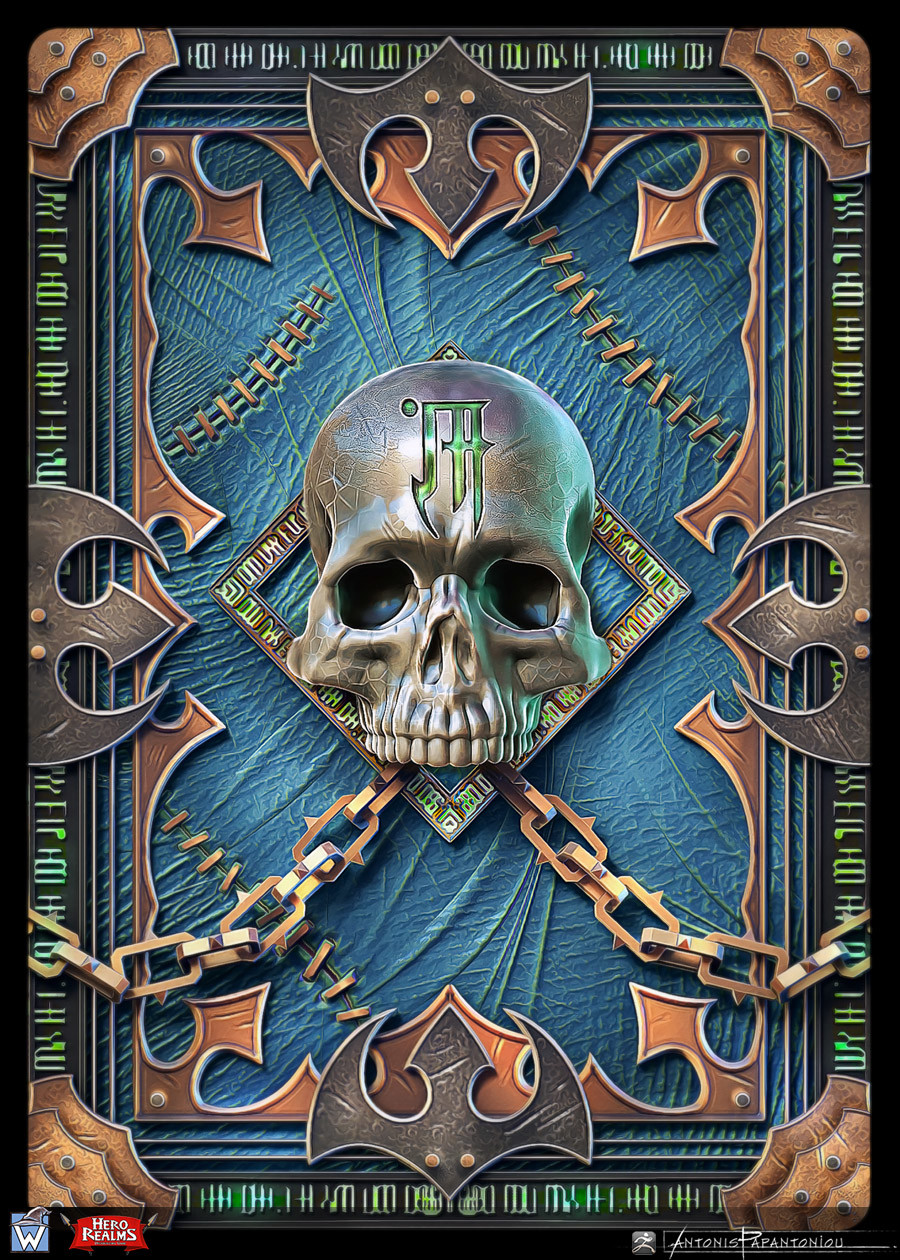 Grimoire CardBack