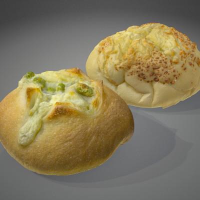 Vlx kuzmin buns from local bakery saitama japan