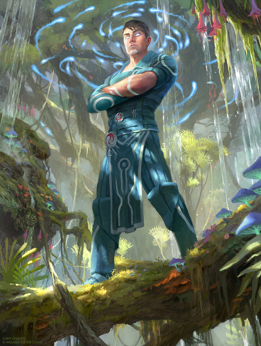Jace, Ingenious Mind Mage - MTG