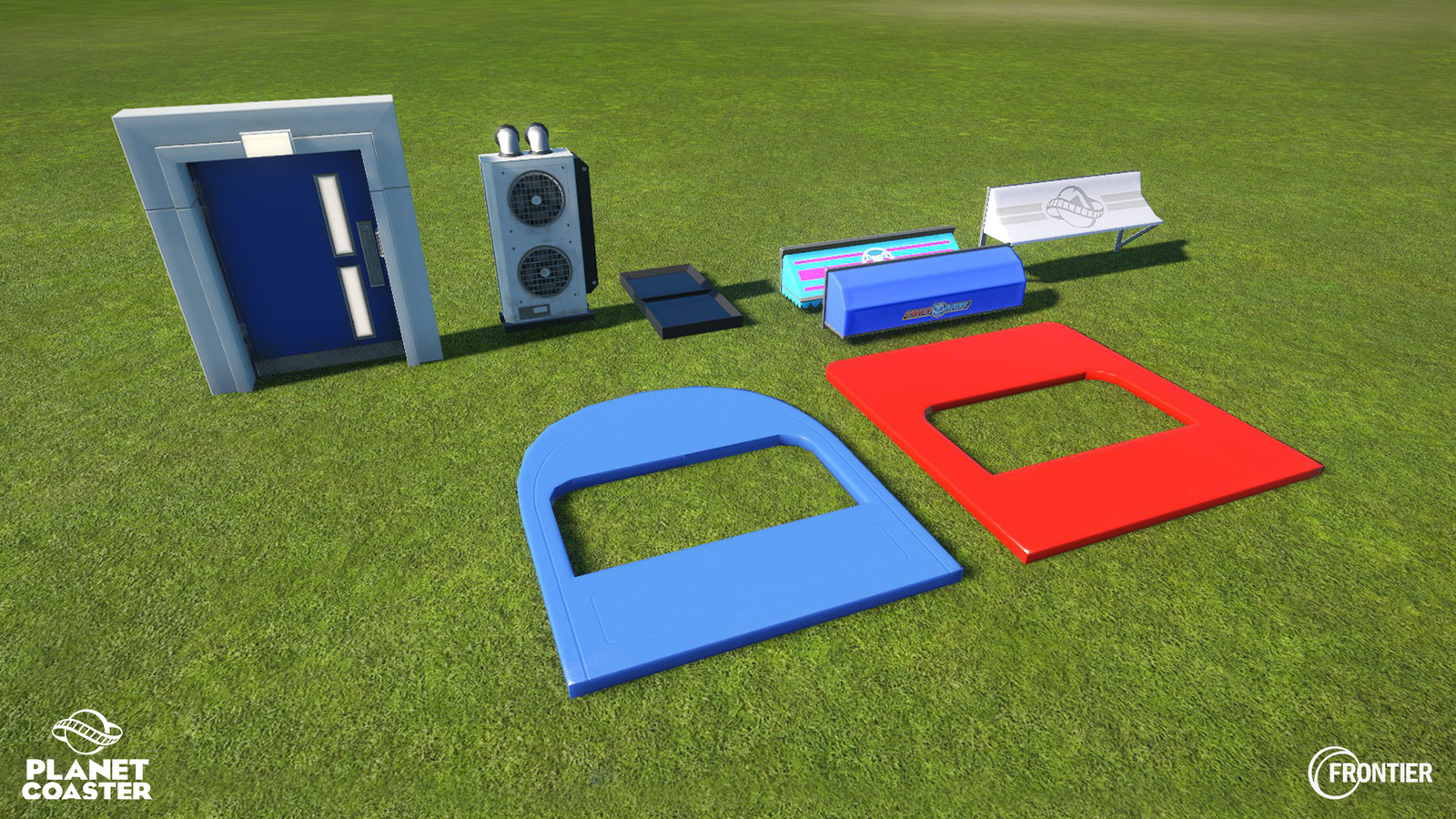 Assets done for the base Planetcoaster theme