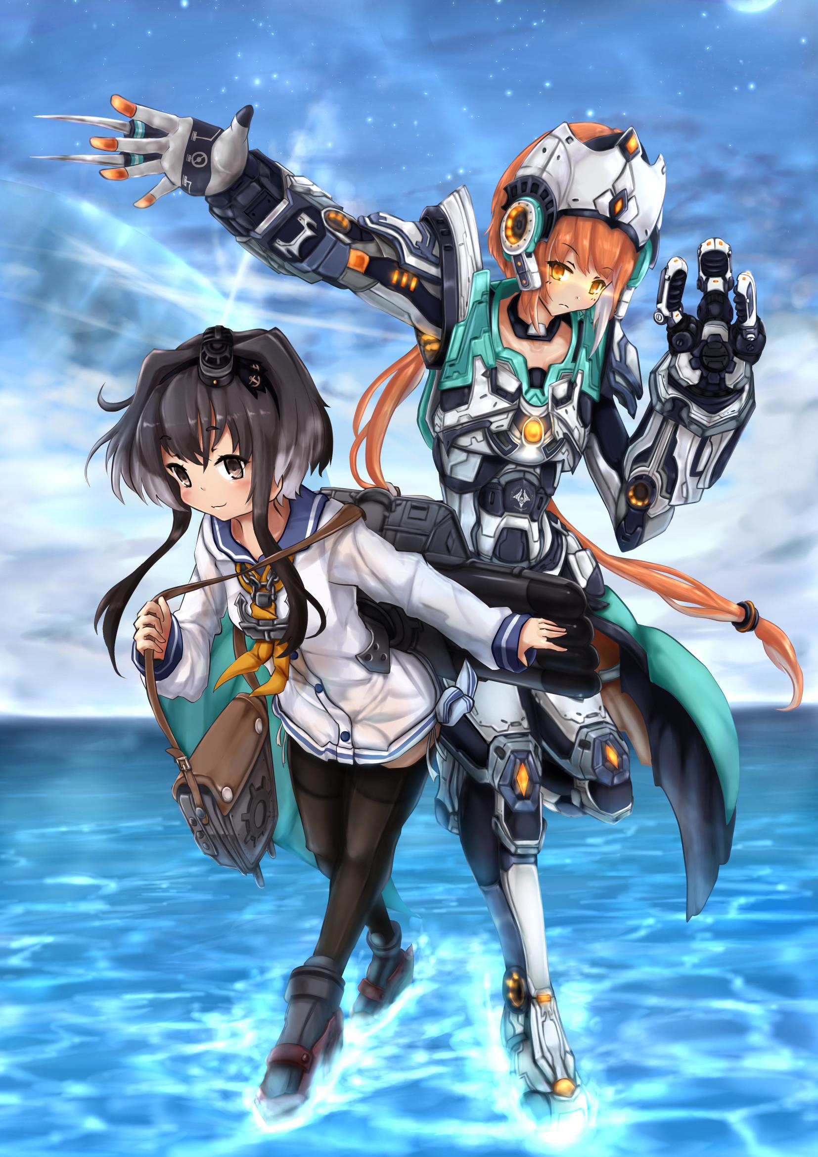 Tokitsukaze and Talandar