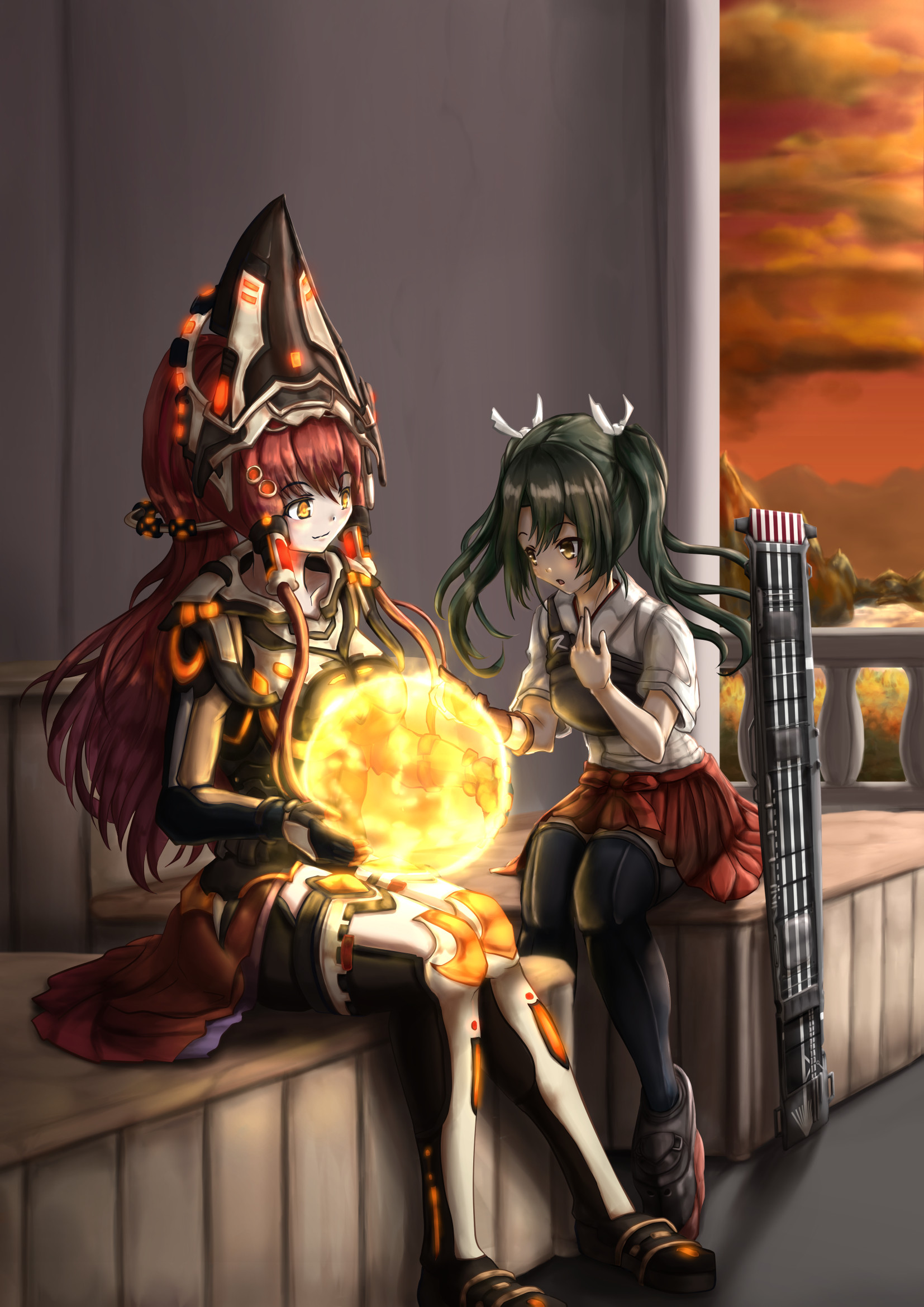Power Awakening (Disruptor and Zuikaku)