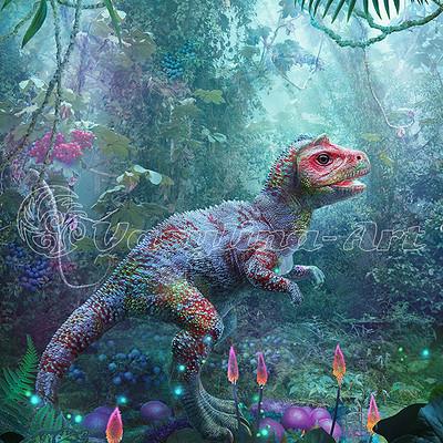 Vasilyna holod t rex