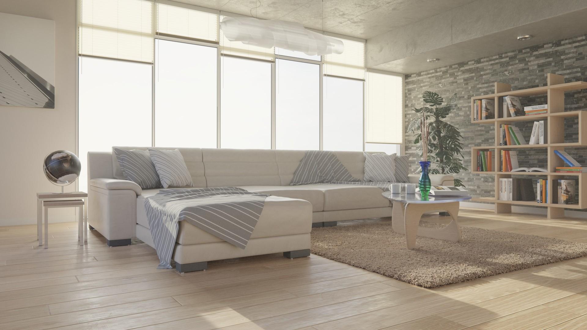 Lounge scene - Main