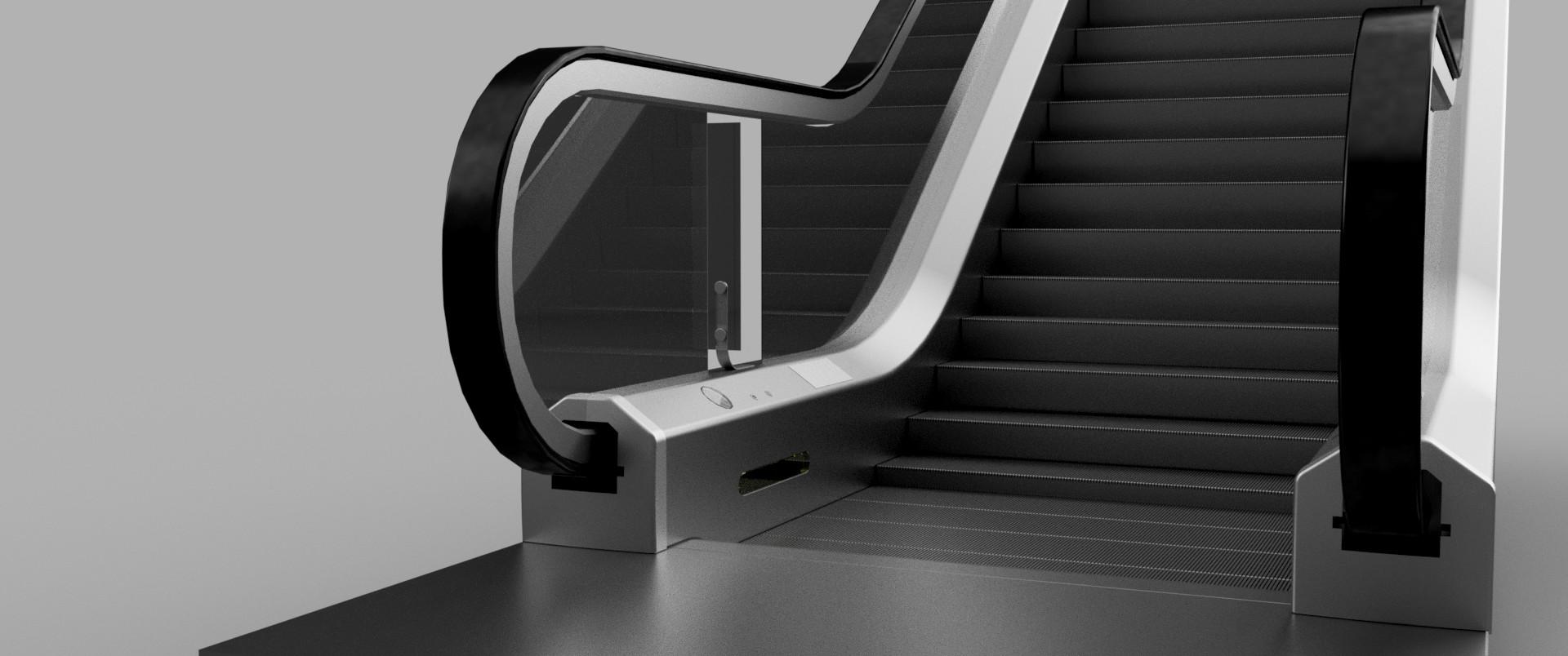 Alexei dmitriev escalator 02