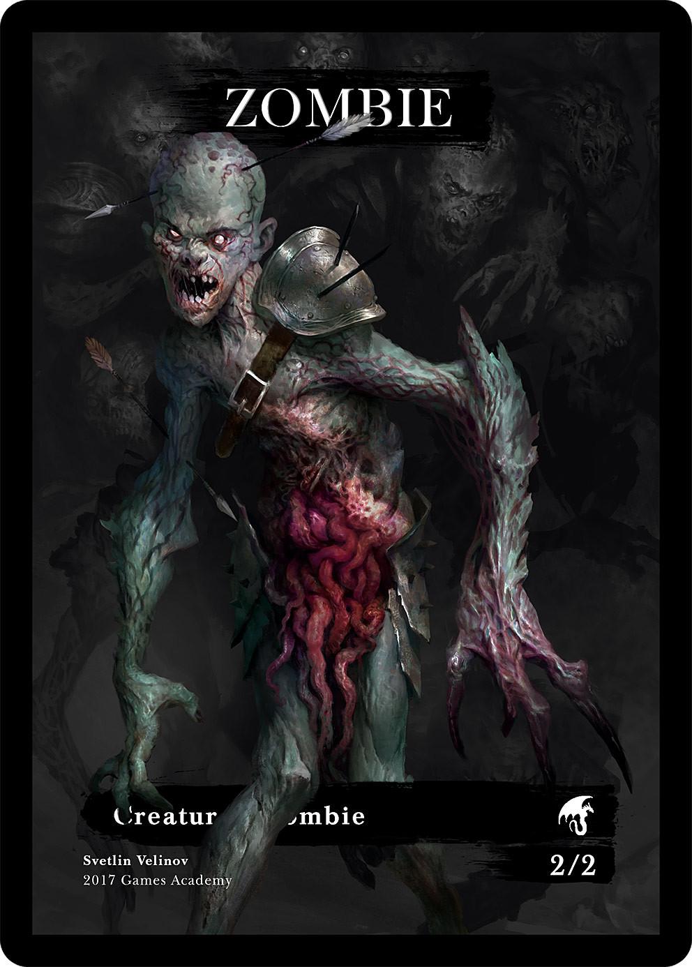 Svetlin velinov zombie