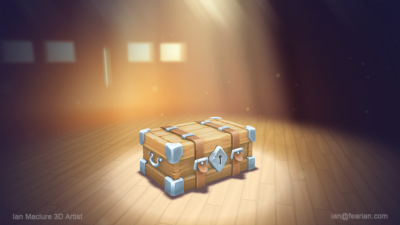 Level 2 Crate