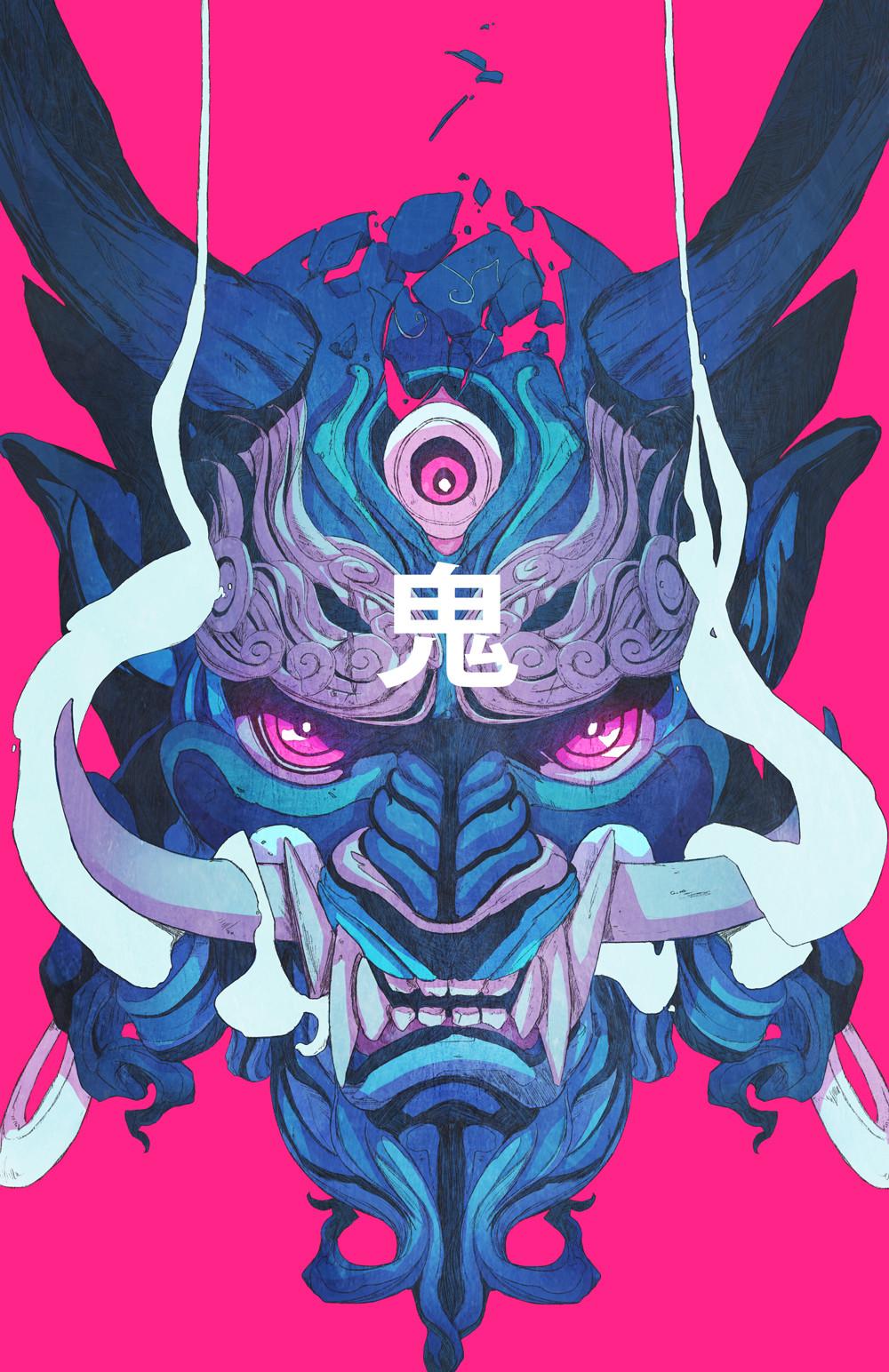 [Reflexion] Les oeuvres qui vous inspirent Chun-lo-mask-lq2