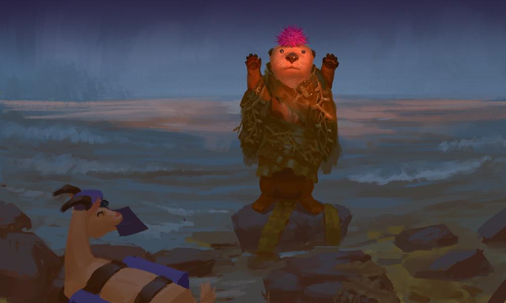 Devin platts otter druid