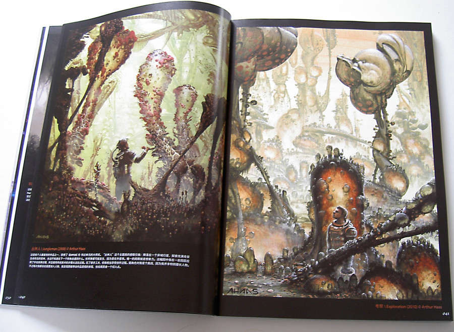 Arthur haas 9 leewiart environmentbook p 40 41