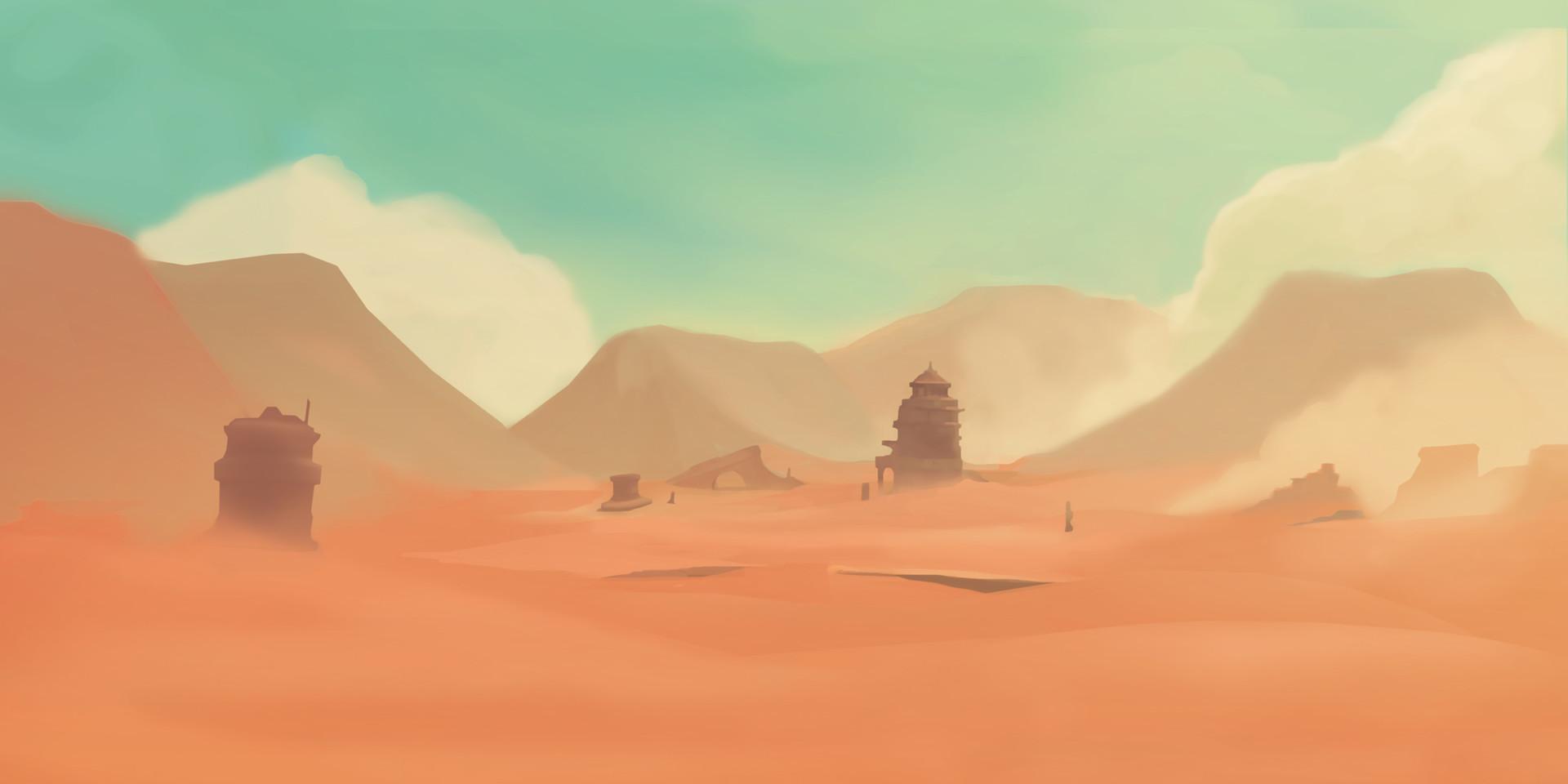 Frits olsen canyontemple desertview