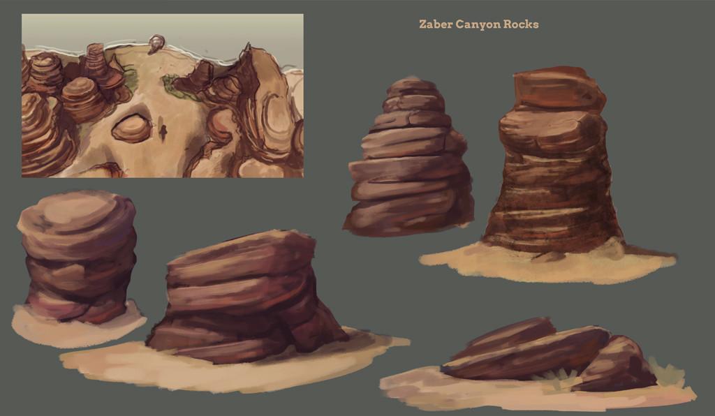 Frits olsen zabercanyon rocks