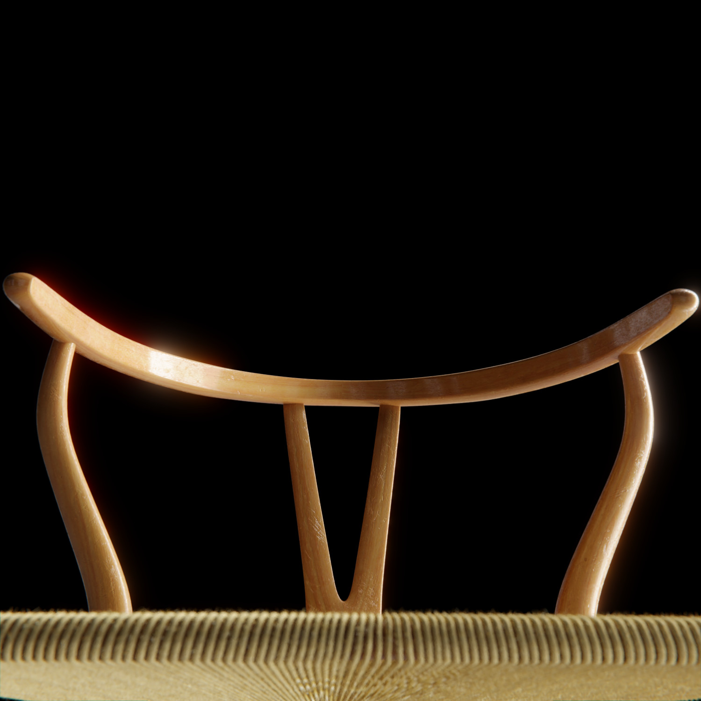Joni mercado wishbone chair3