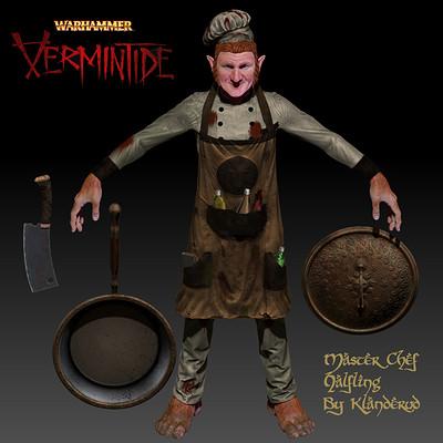 Timothy klanderud halfling chef zbrush 02