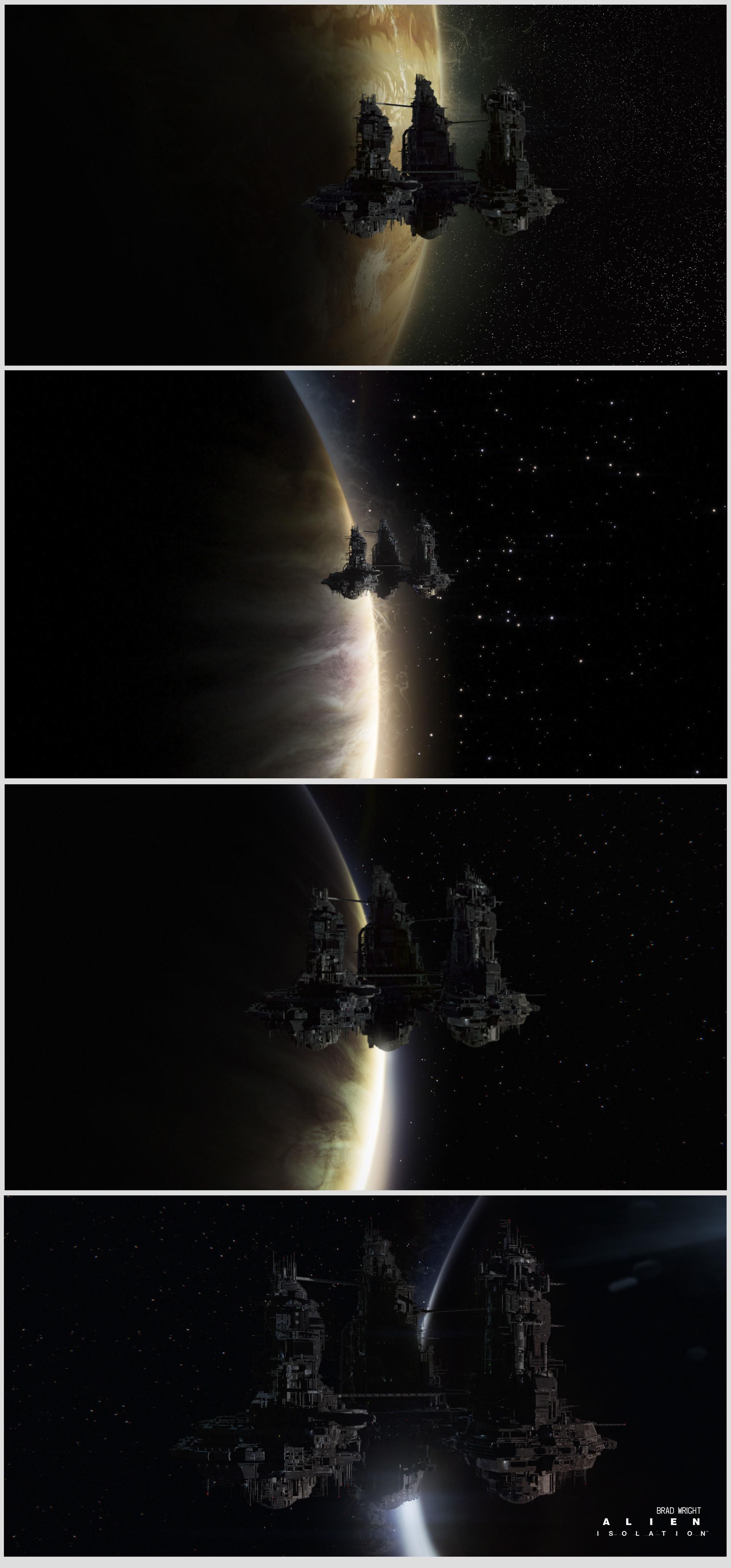 Brx wright shot exploration