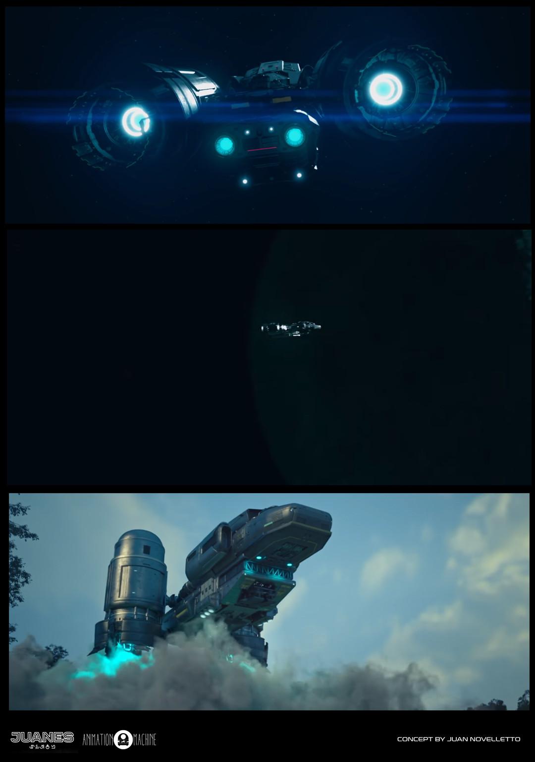 Official Video screenshots