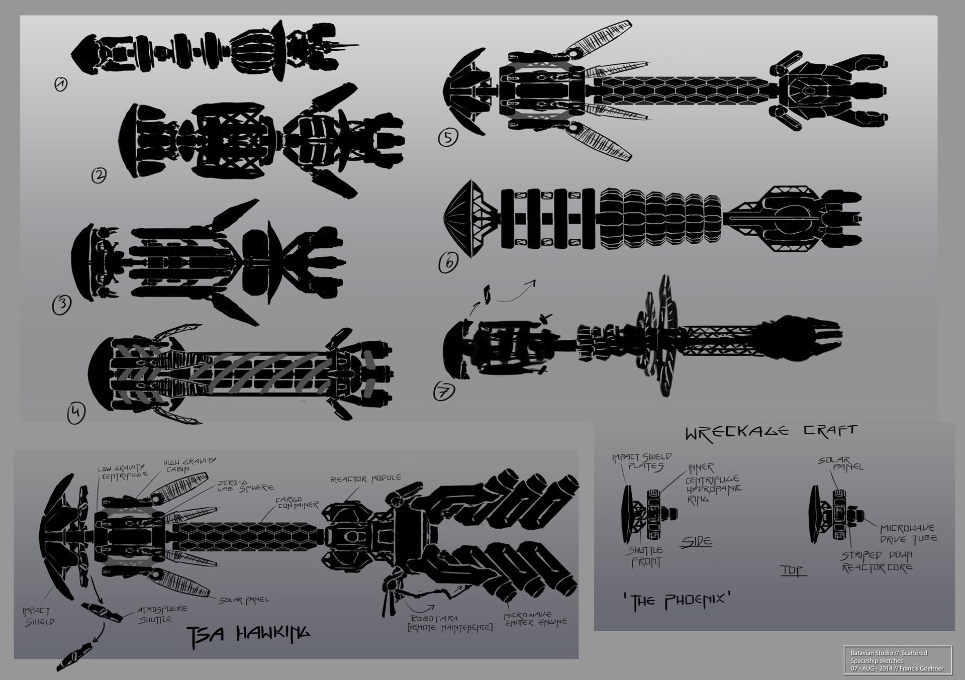 Francis goeltner grimmodds vehicles spaceship sketch01 m