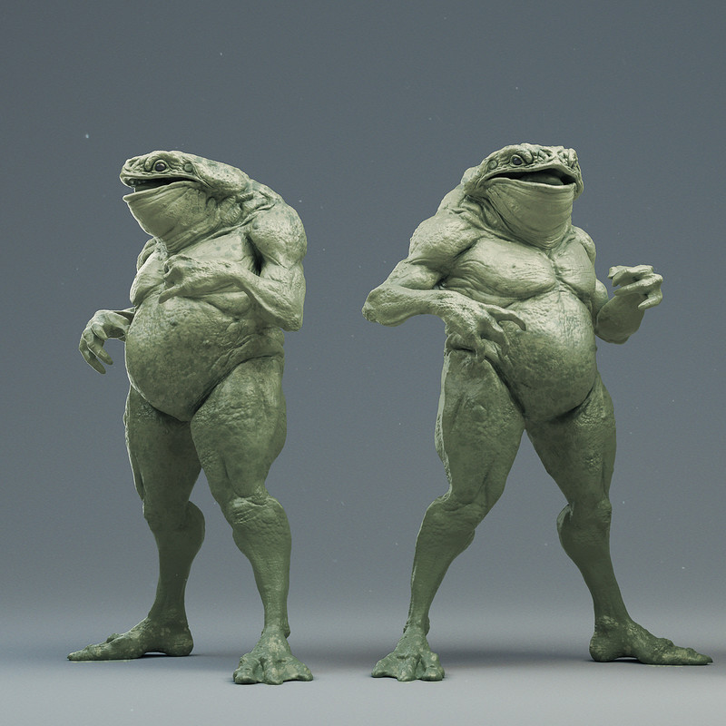 Brutal Frog// First one