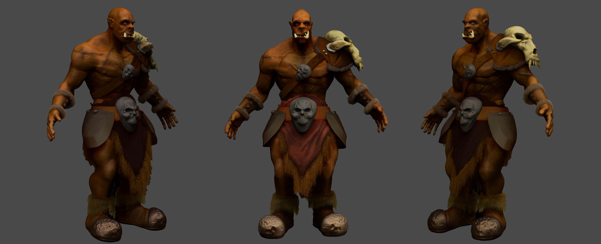 Mitchell sisson orc render