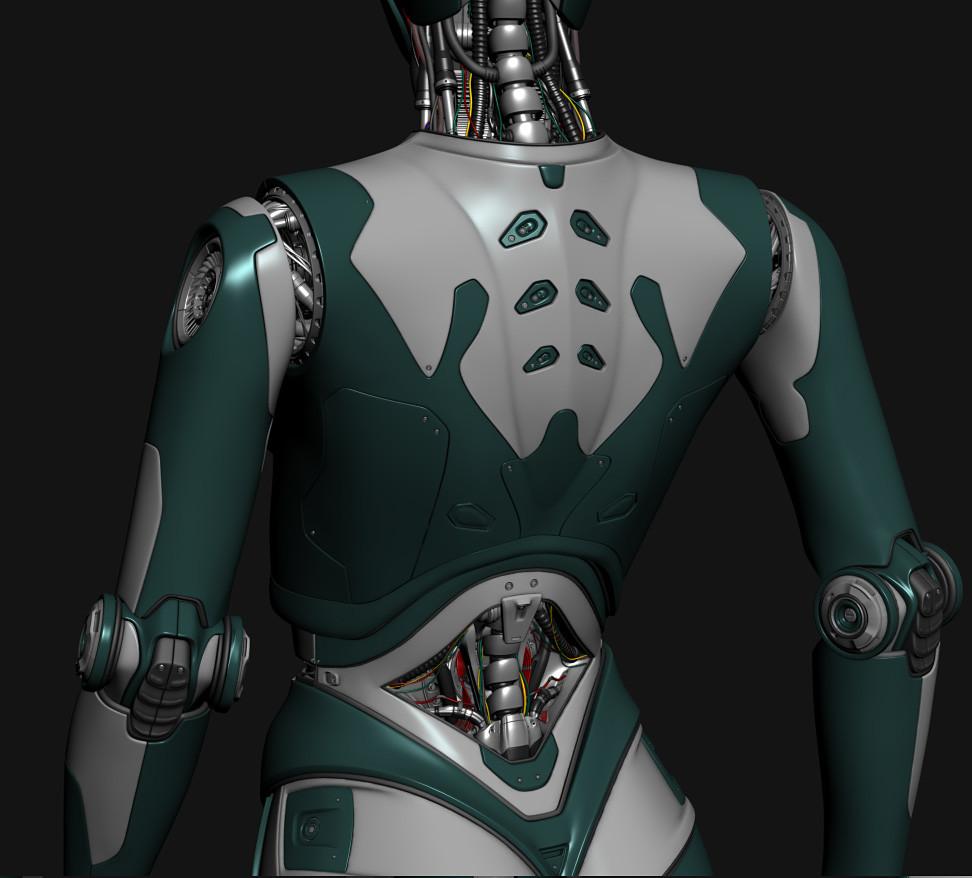 David letondor robotskin david letondor v5