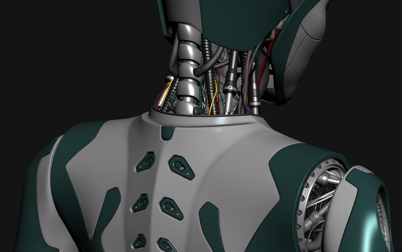 David letondor robotskin david letondor v14