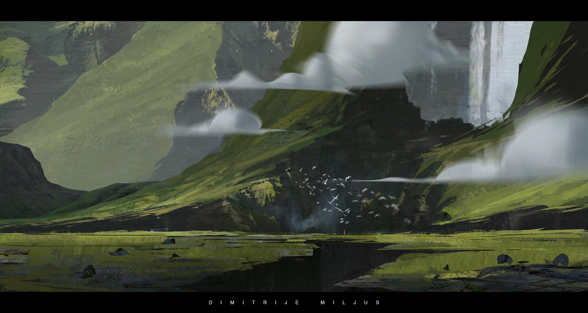 Dimitrije miljus greenf