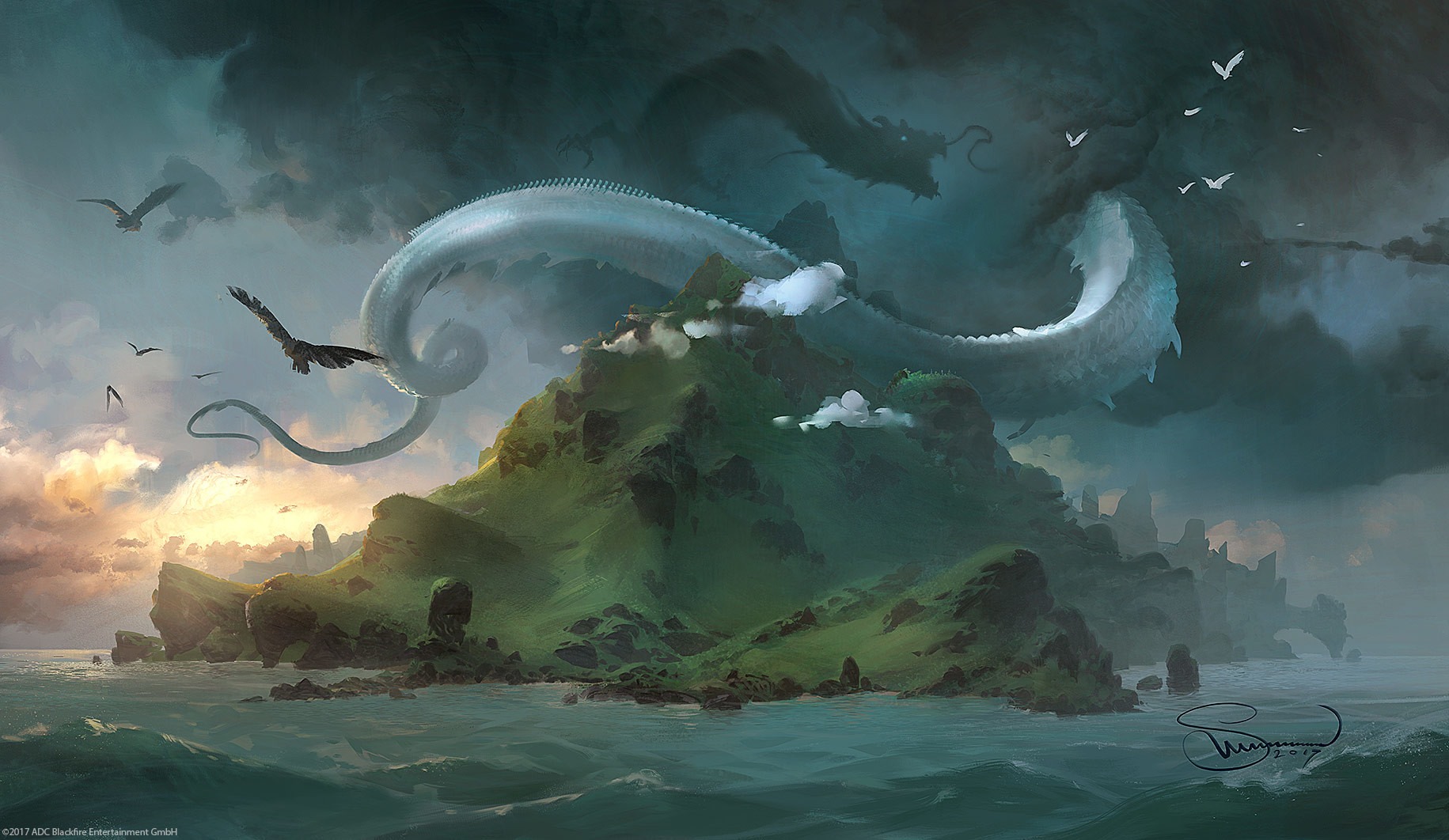 Svetlin velinov island