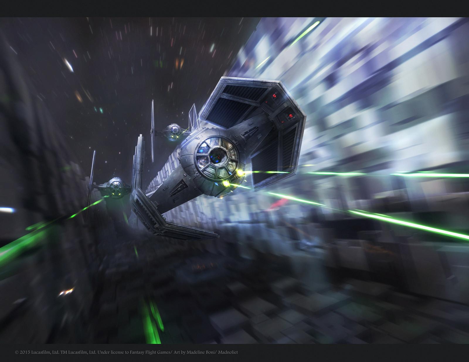 Black Squadron - Star Wars