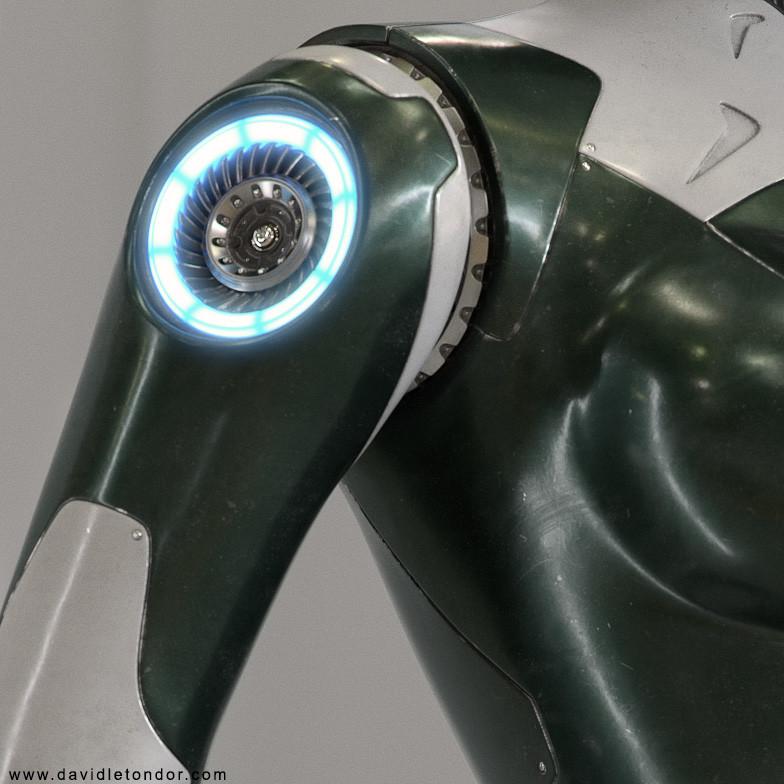 David letondor robotskin david letondor v27