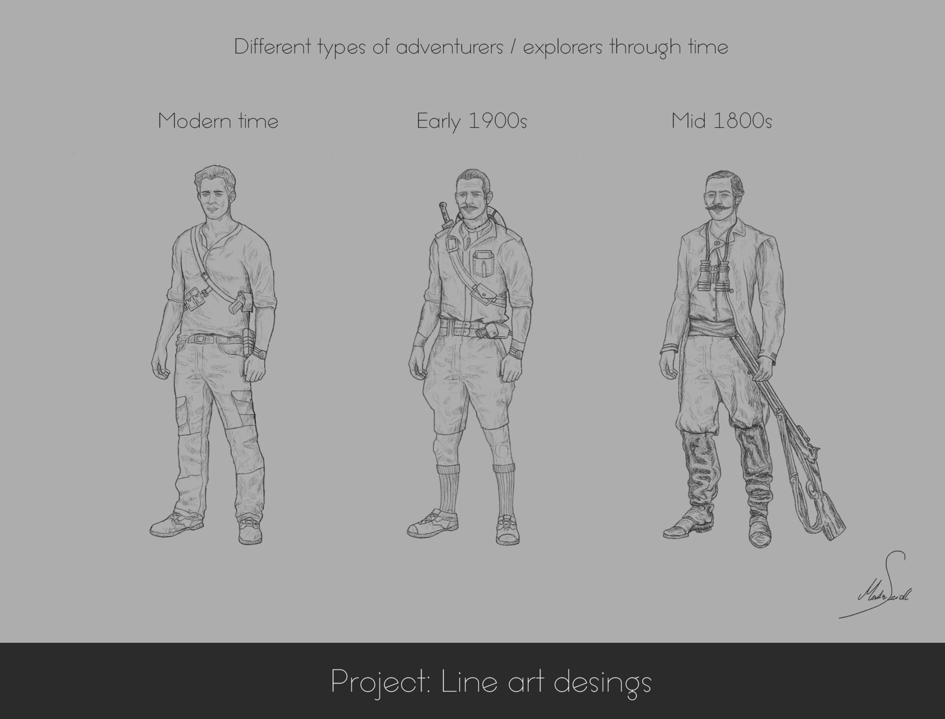 Martin seidl stylesheet character explorers