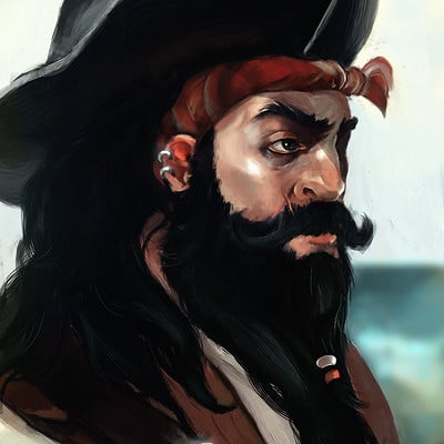 Andrew santos pirate