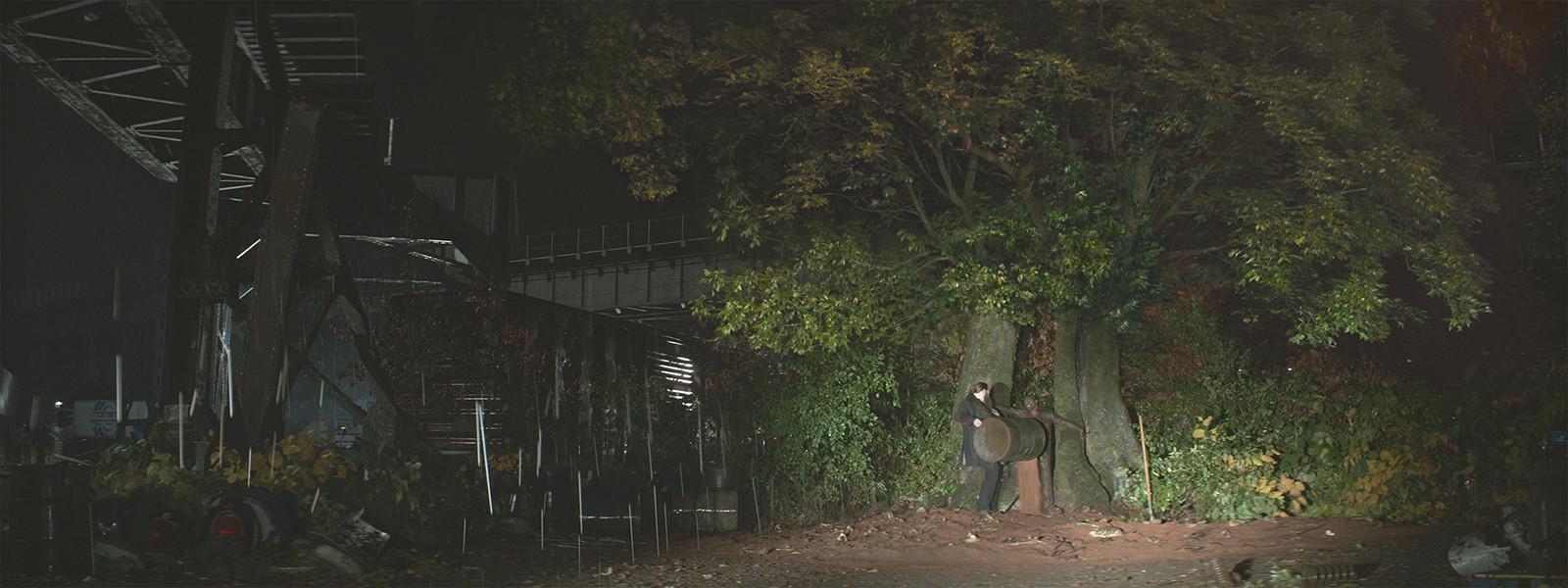 Gilles beloeil cinesite mattepainting alive tree gbeloeil v03