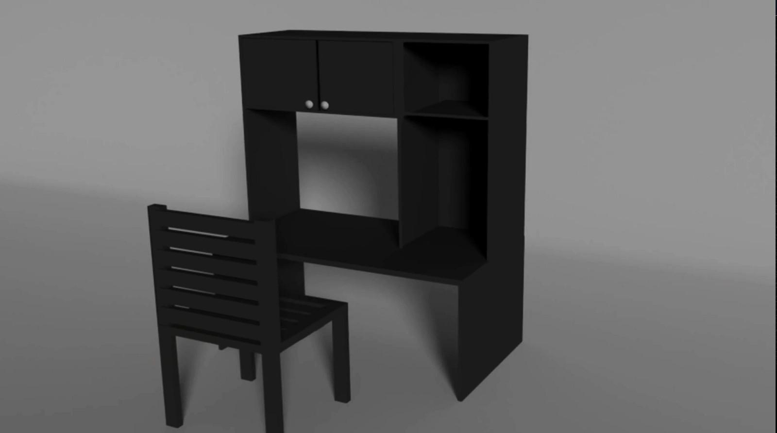 Desk Modeling