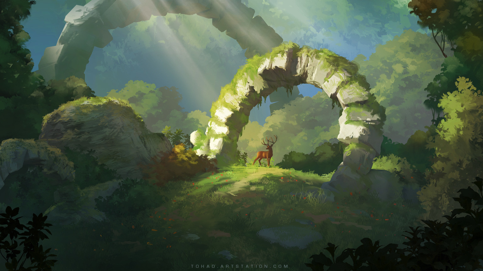 Hidden Pathway (Forest of Liars)