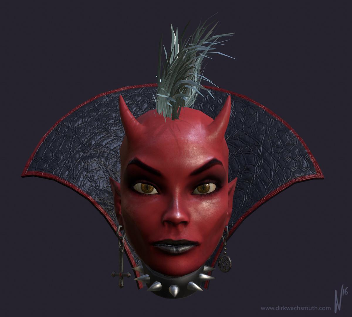 Dirk wachsmuth devil girl 05