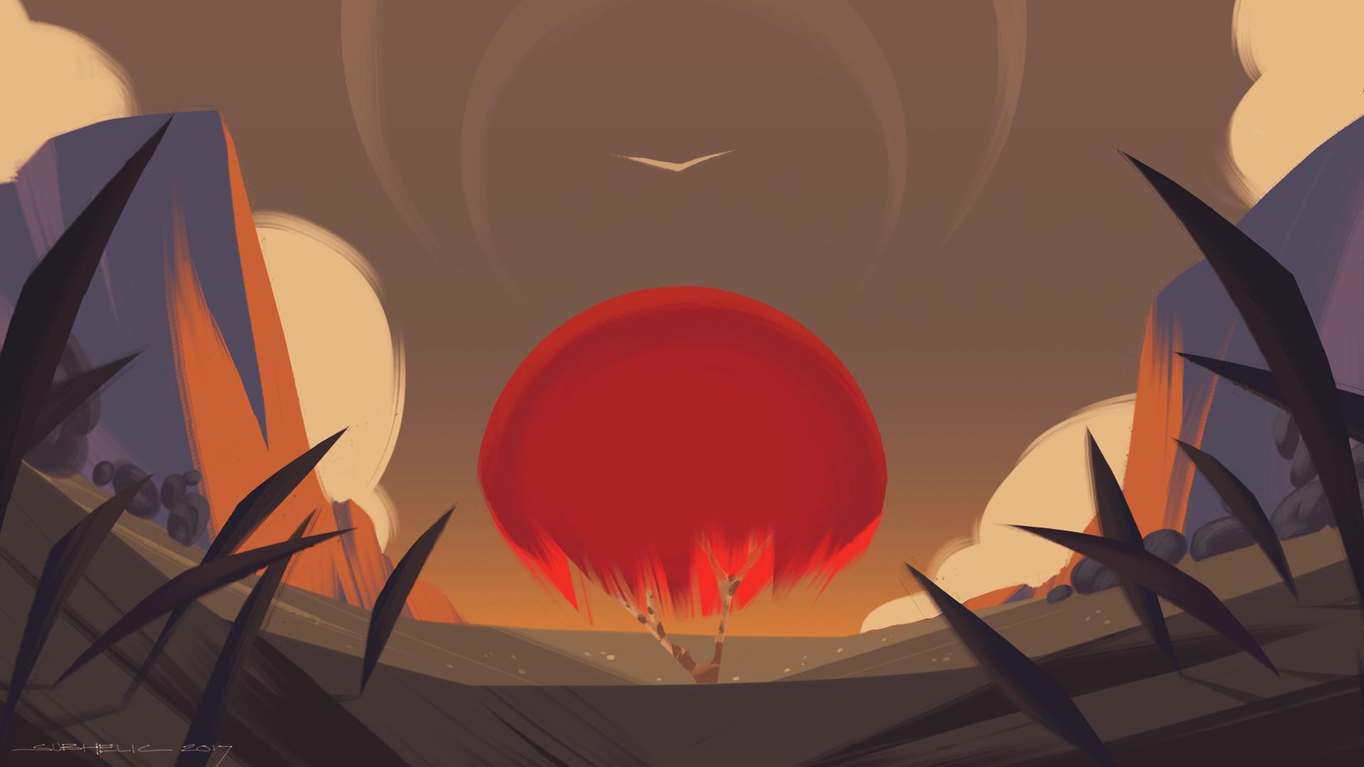 Subhelic sun s valley