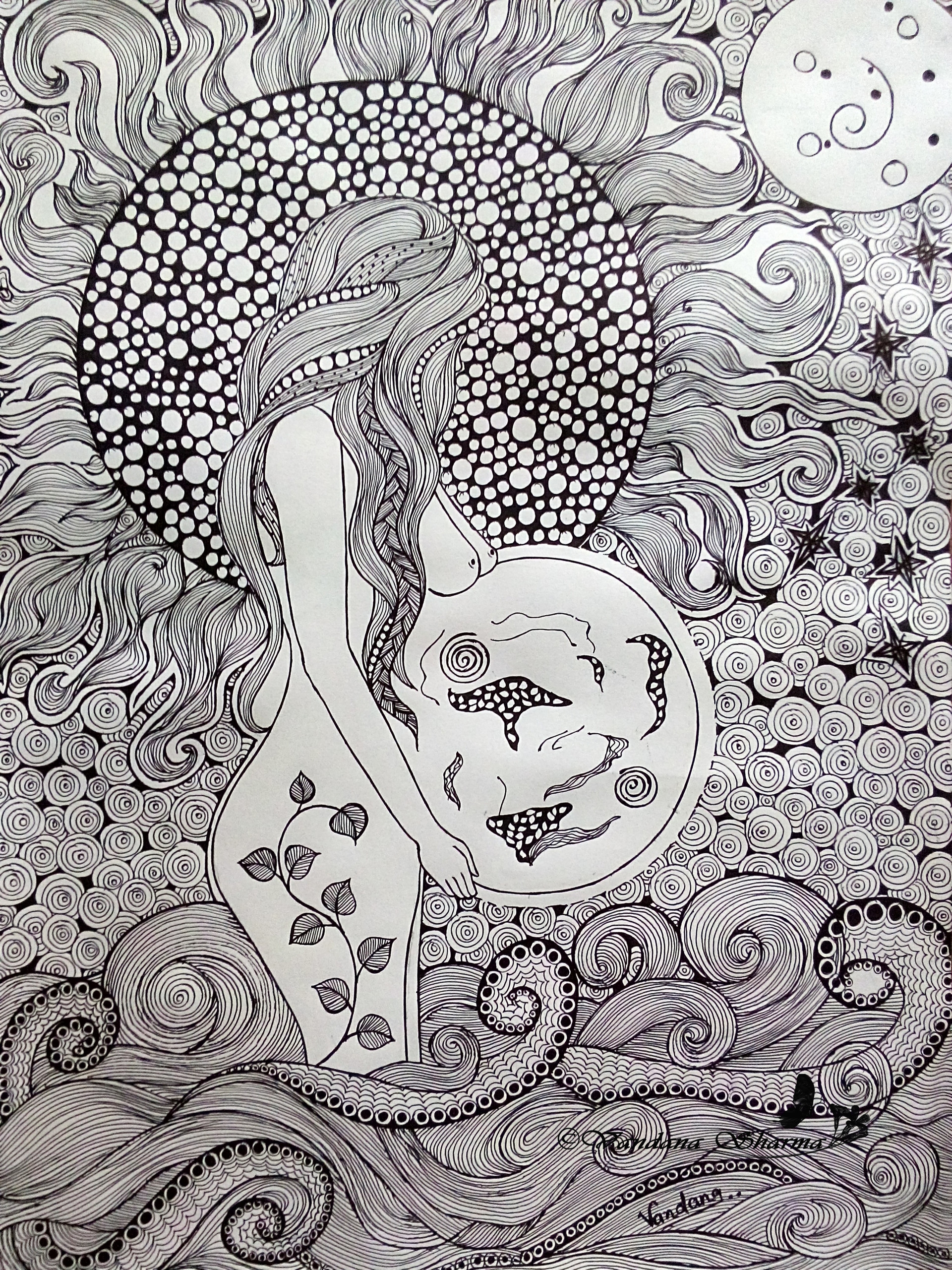 Vandana Sharma Mother Earth