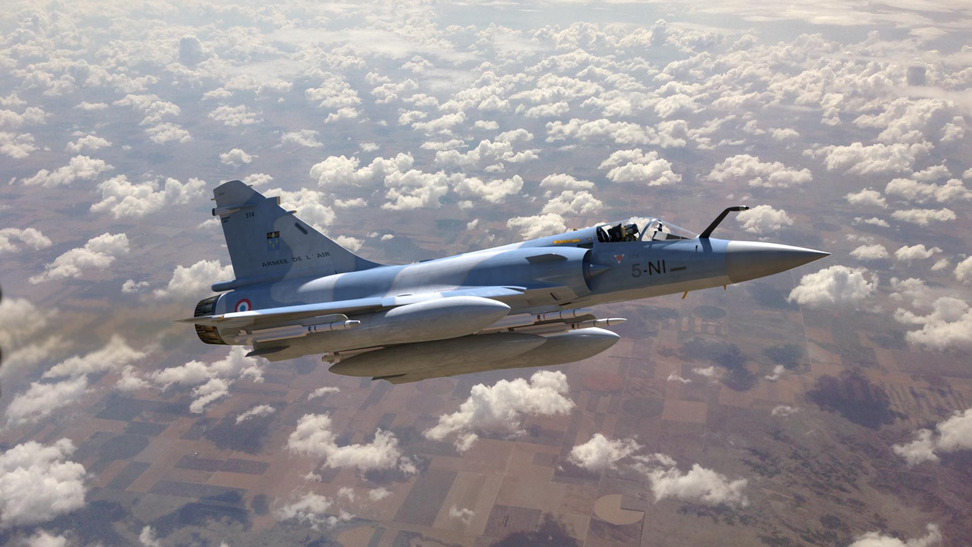 Mirage 2000 By Anton Swanepoel Imaginaryaviation