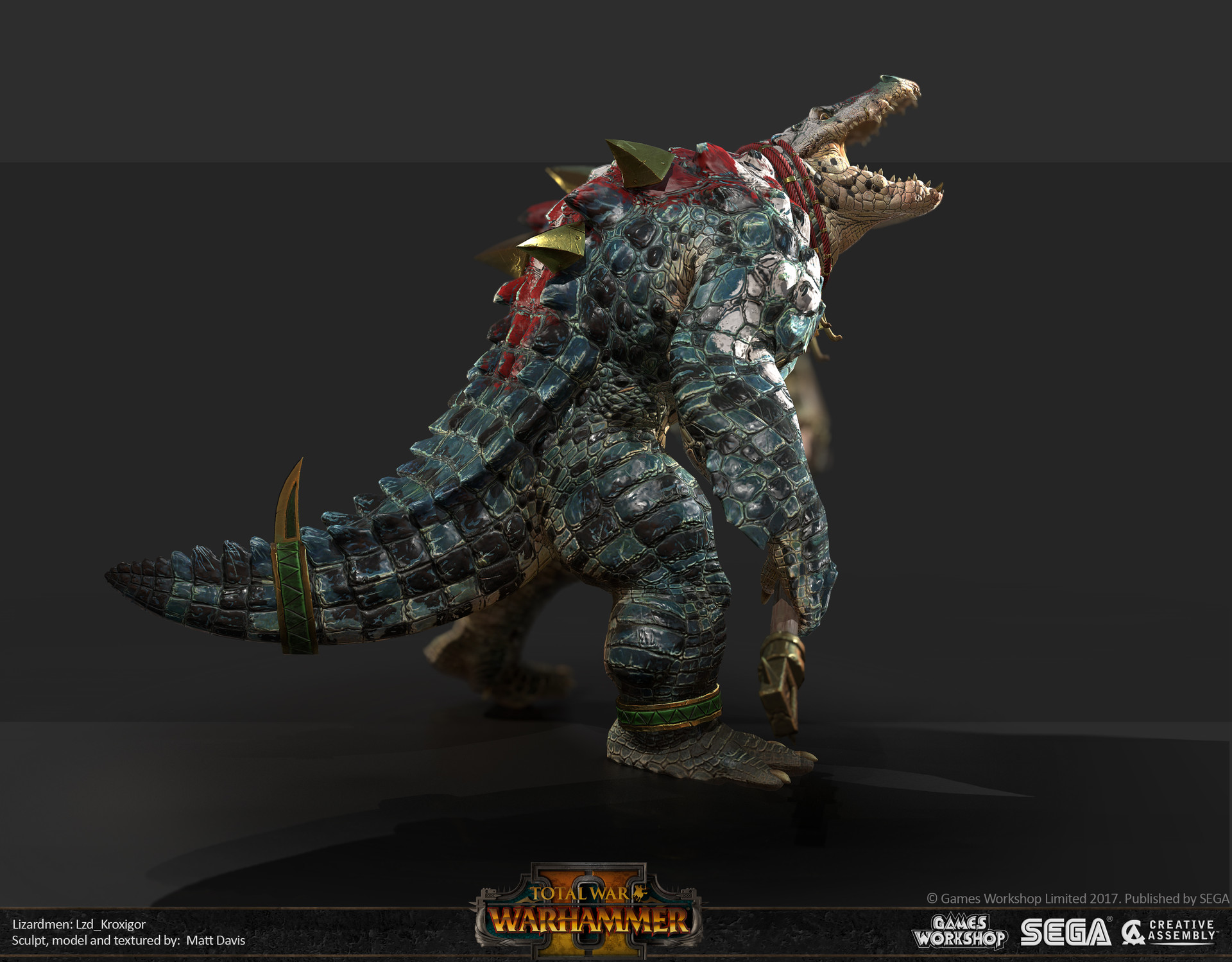 What Does The Kroxigor Need Total War Forums For those of you who have no idea, total war warhammer released some more dlc. what does the kroxigor need total