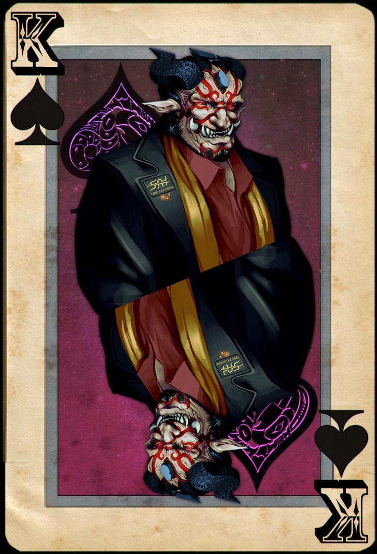 Robert dubrovskis kingofspades2