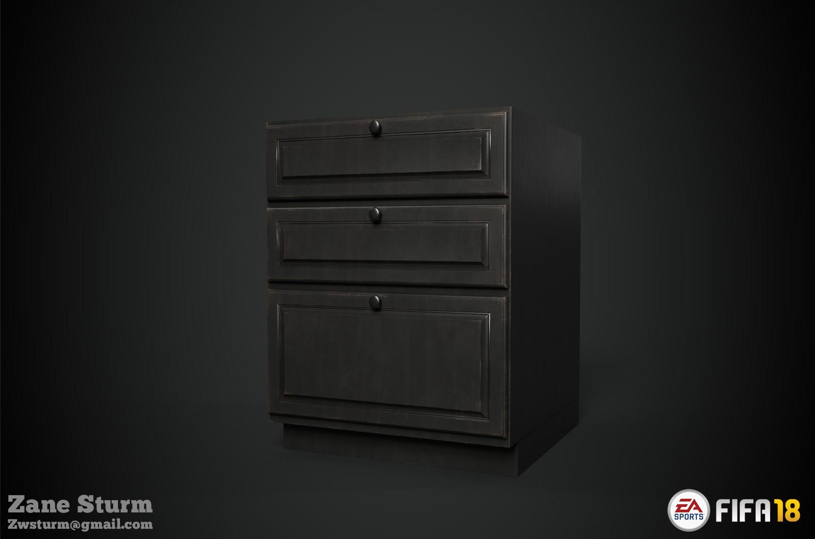 Zane sturm cabiner drawers