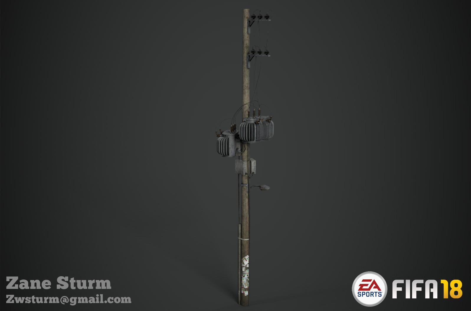 Zane sturm powerpole