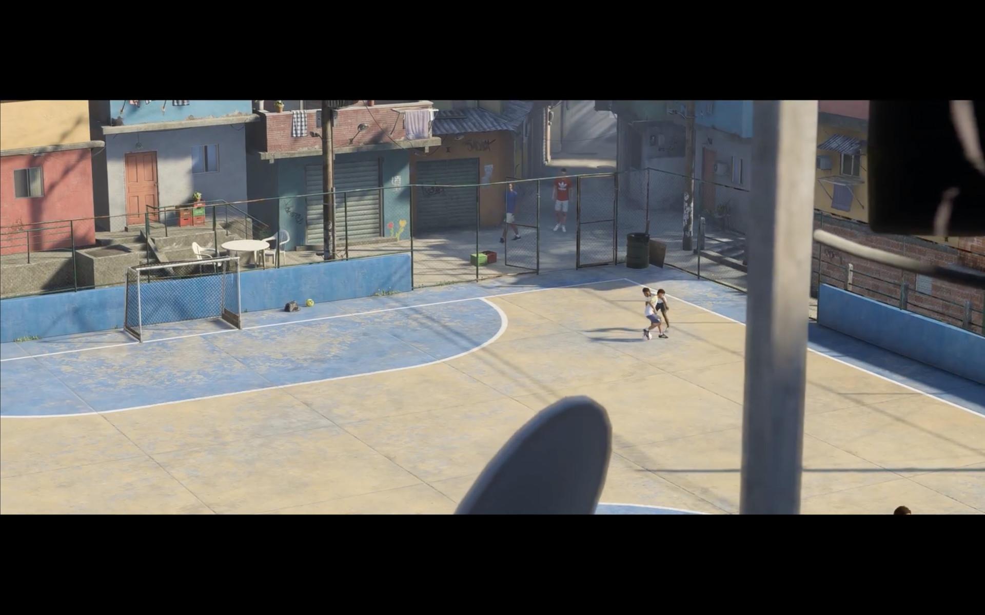 Zane sturm favela 2