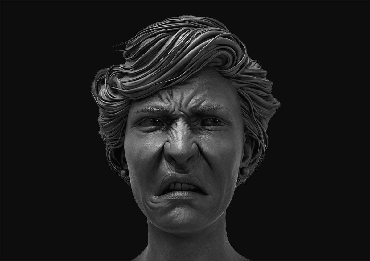 Pablo munoz gomez expressions female disgust