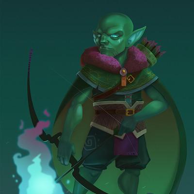 Josh merrick demonico arquero2