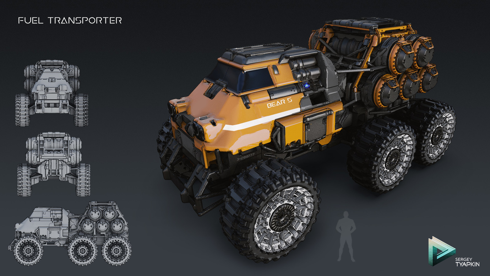 Fuel Transporter