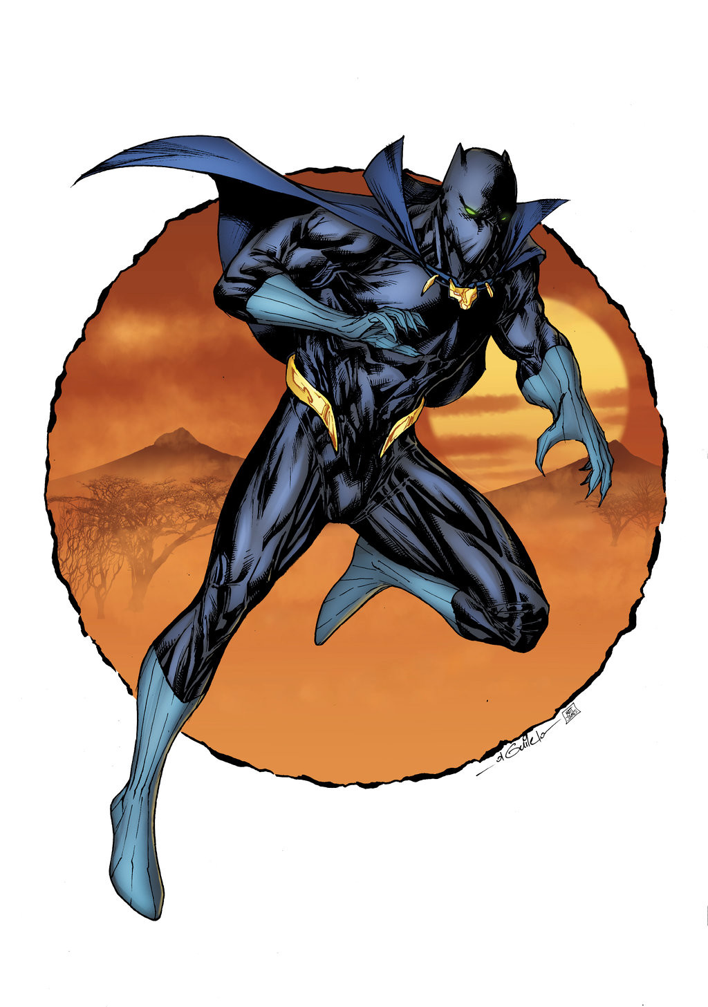 Matt james black panther by snakebitartstudio dbp35ym